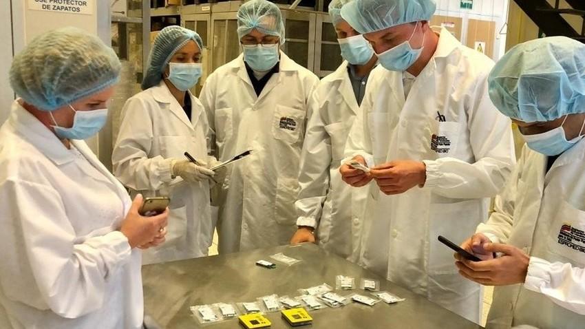La empresa rusa Geopharm ha enviado el primer lote de insulina a Venezuela en diciembre de 2019.