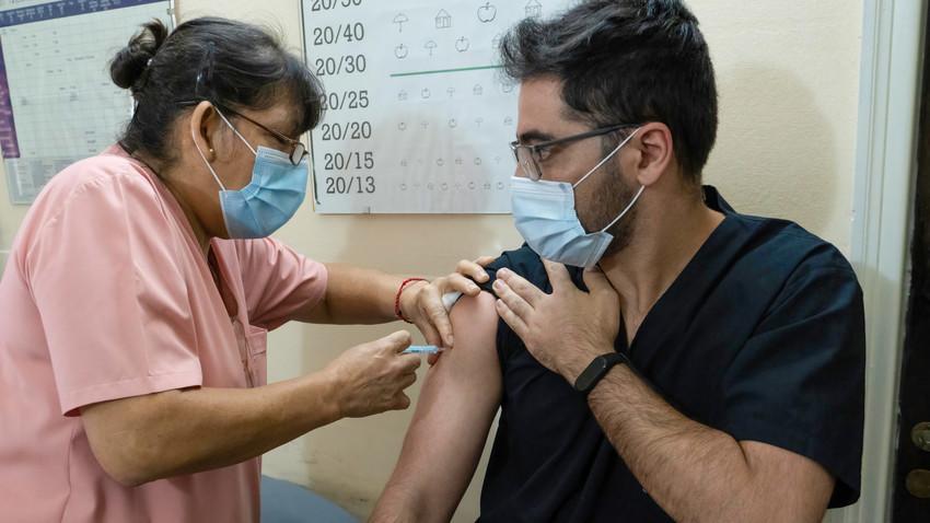 La campaña de vacunación con la Sputnik V en Argentina.