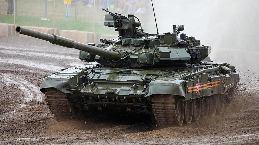 T-90A「ウラジーミル」戦車
