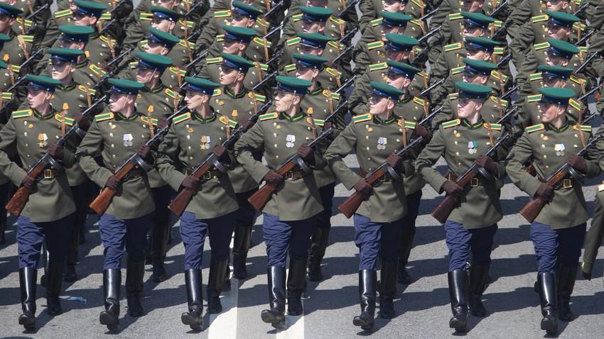 El Ejército Ruso El Segundo Más Poderoso Del Mundo Tras El De Ee Uu Según Un Informe Russia Beyond Es