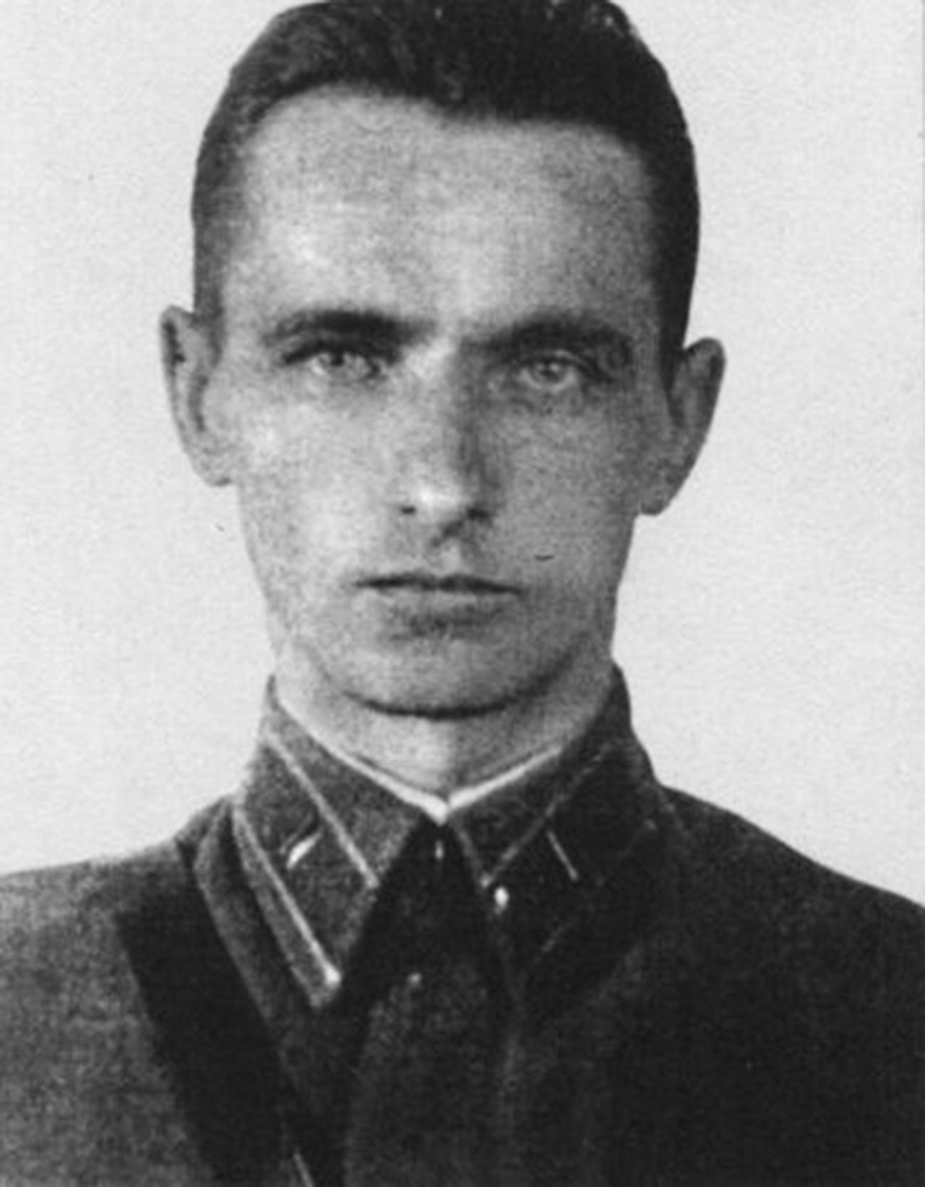 Владимир Владимирович Гиљ