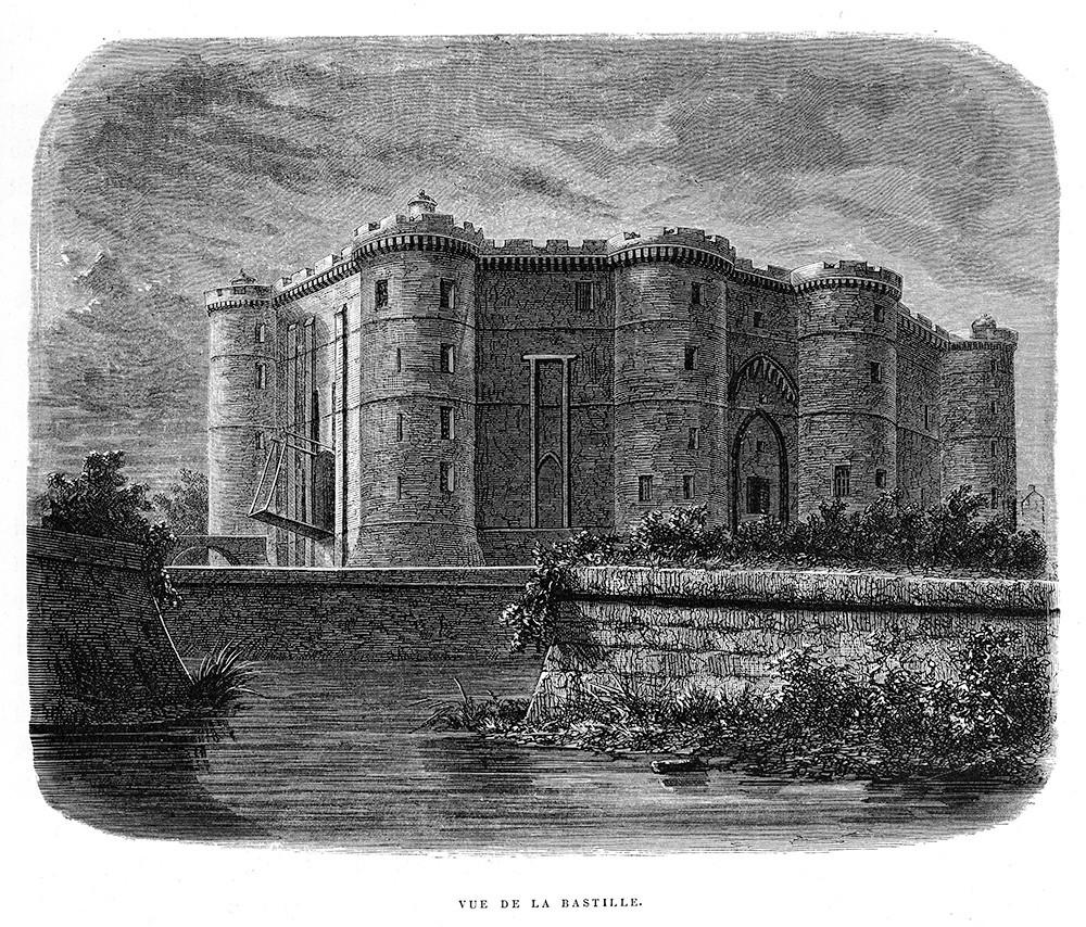 Das Bastille-Gefängnis