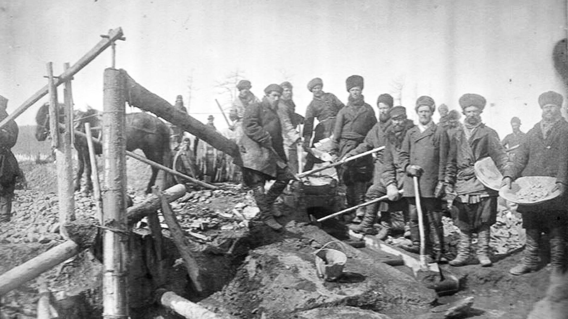 Желтугинска република. Края на XIX век