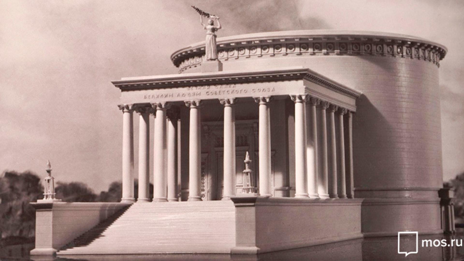 Пантеон Славе, 1953. Николај Коли, Владимир Гељфрејх и Михаил Минкус