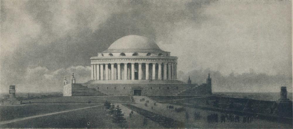 Пројекат архитектонске школе Жолтовског