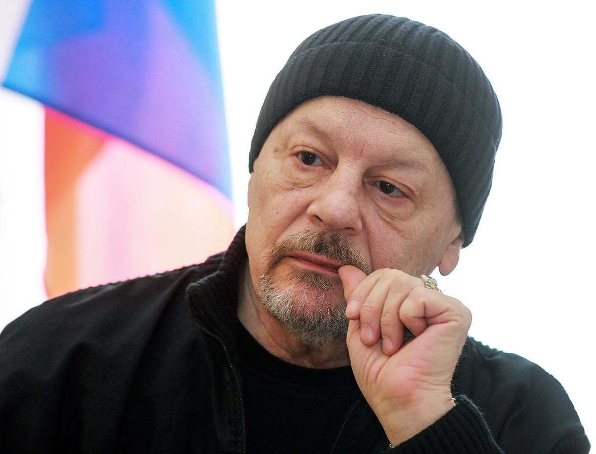 Stalin's grandson Alexander Burdonsky, 2013