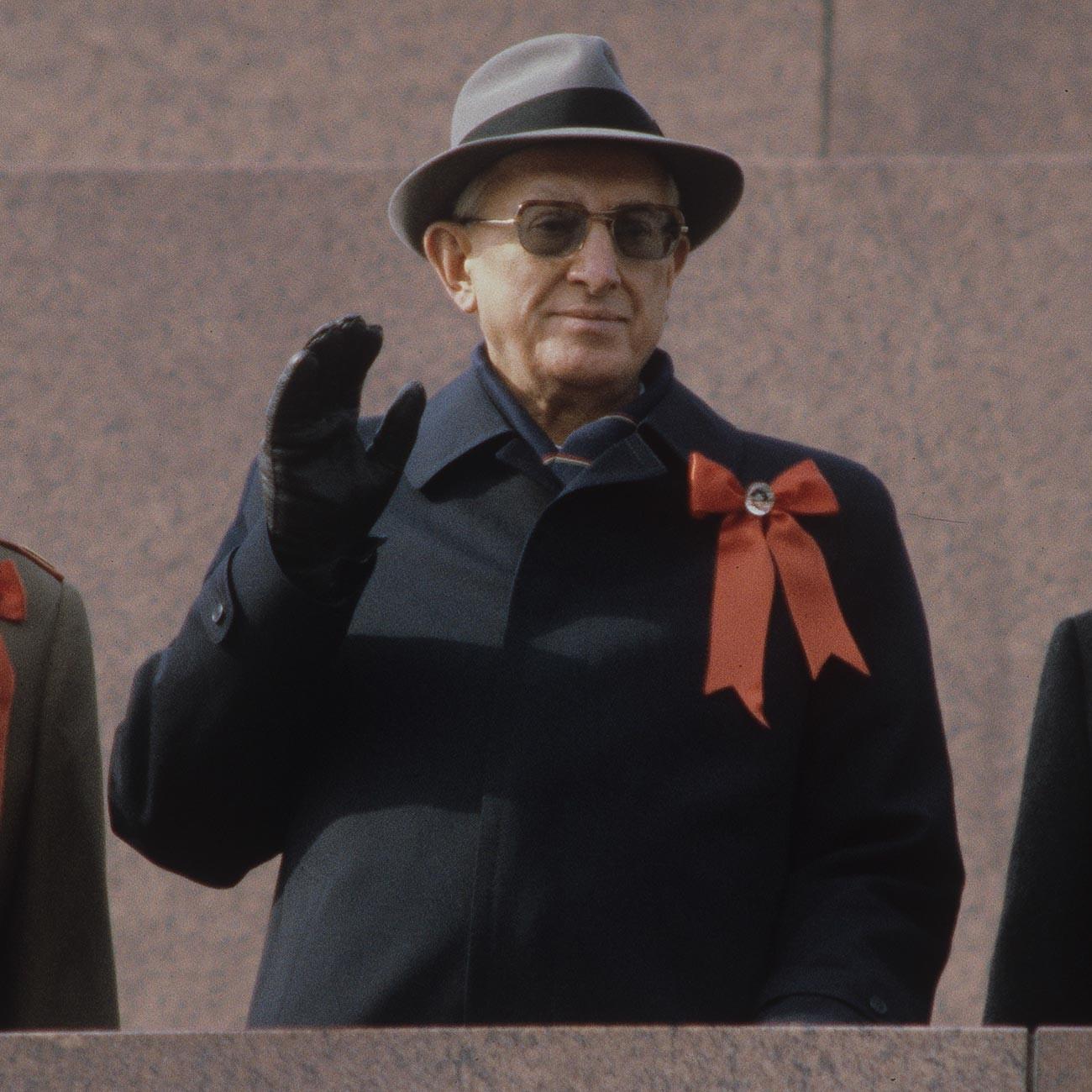 Yurij Andropov