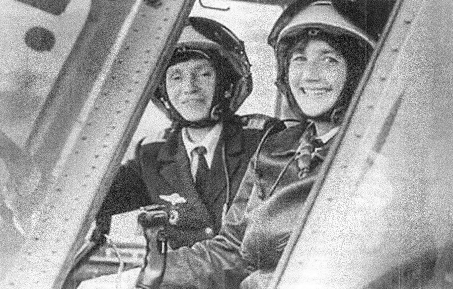 Galina Rastorgueva e Ludmila Polianskaia