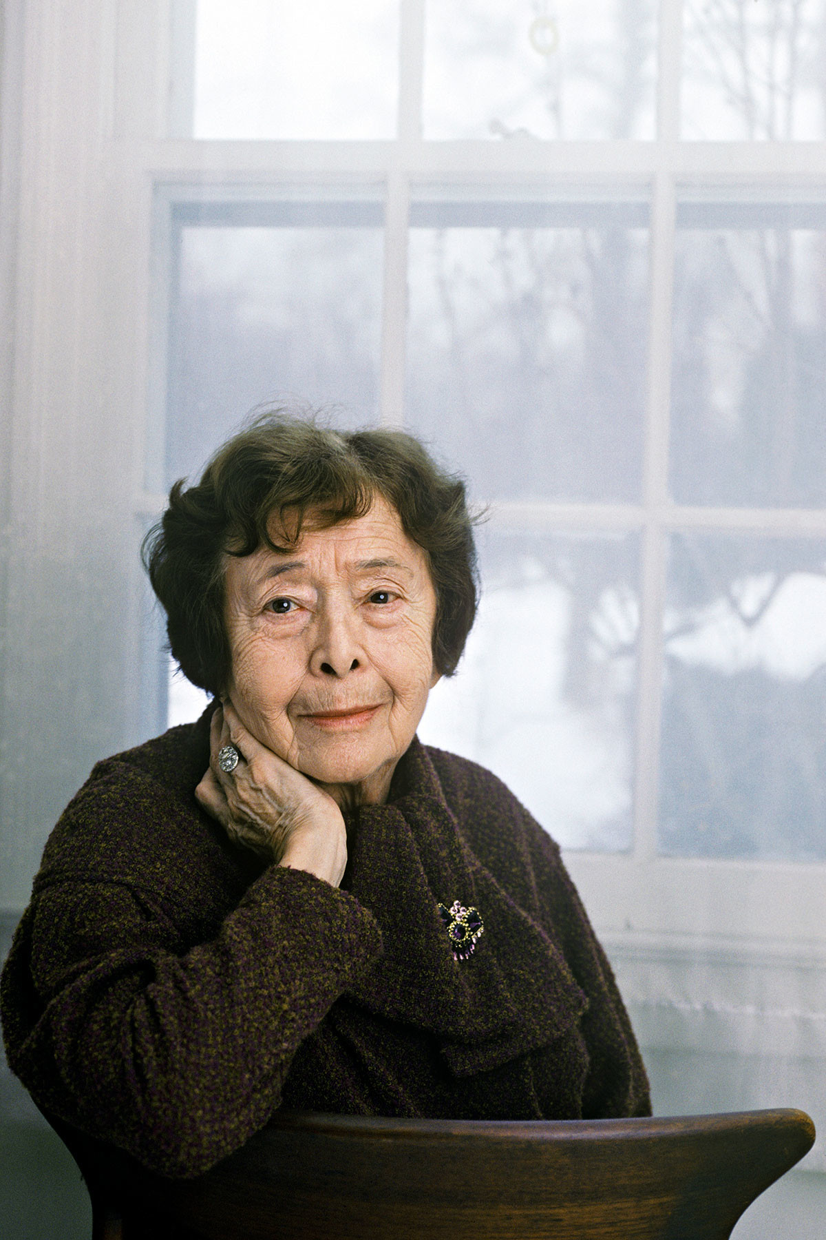 Berberova's suberb storytelling skill manifested itself in her memoirs.
