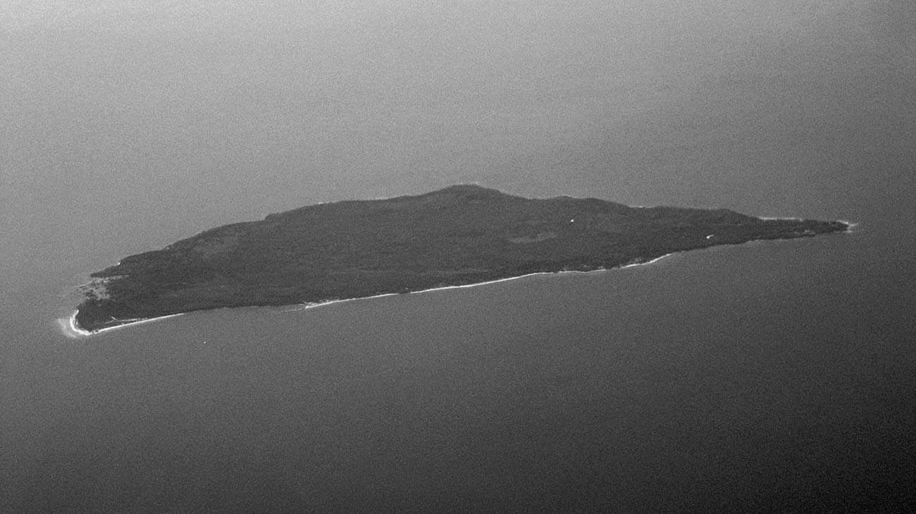 Остров Найссаар в наши дни.