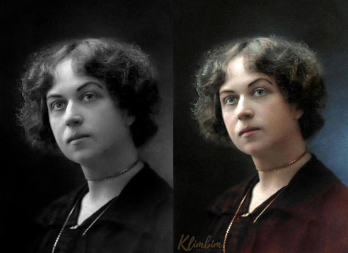 Revolutionärin Alexandra Kollontai
