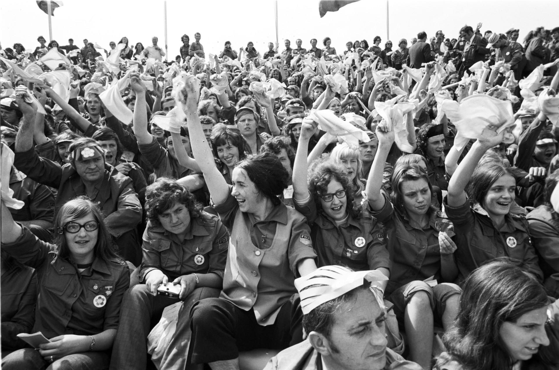 Festival mondial de la jeunesse et des étudiants, 1973