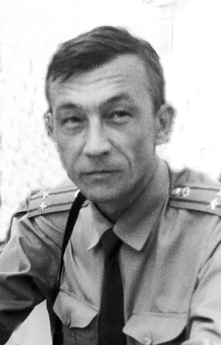 Валерий Фригин