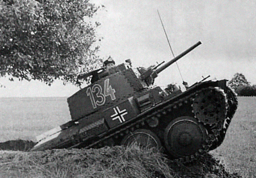 38(t)軽戦車
