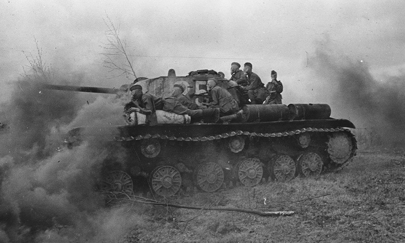Batalla de Kursk.