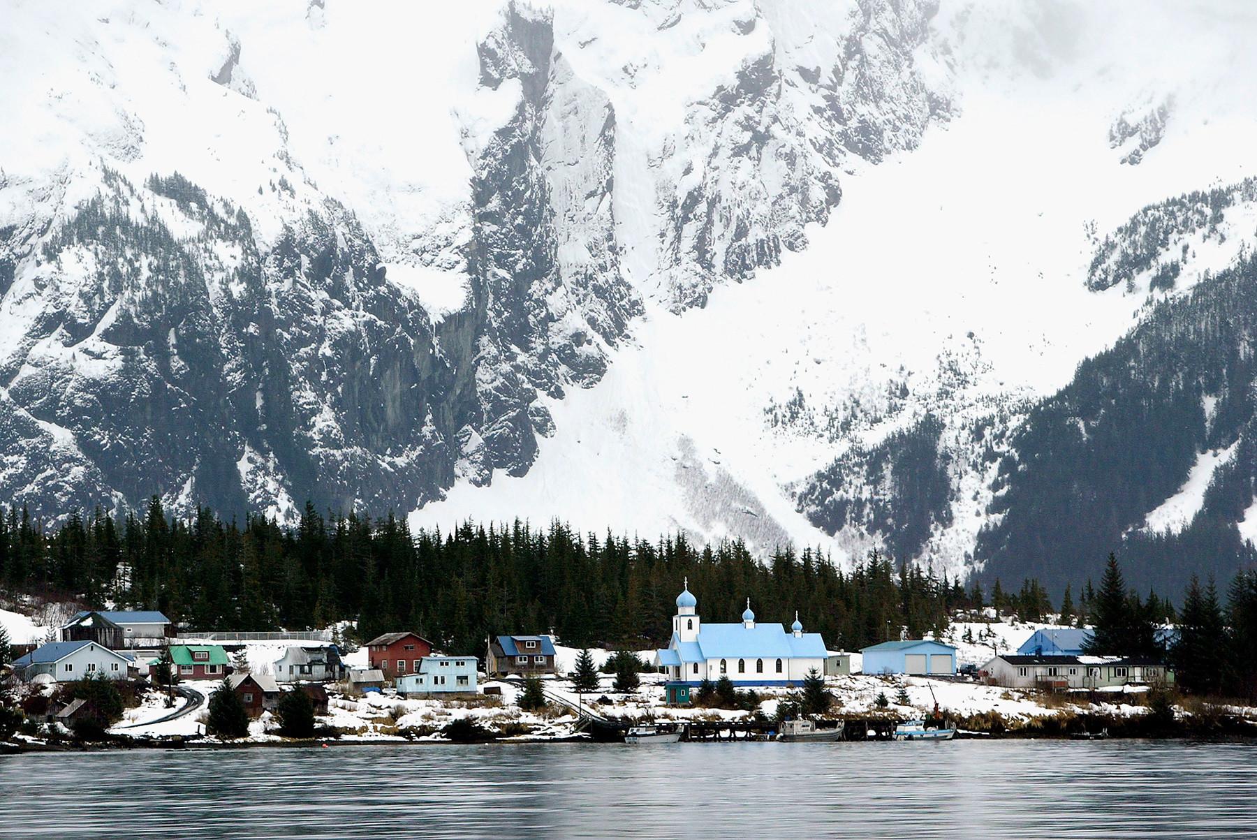 Кенай, Аляска