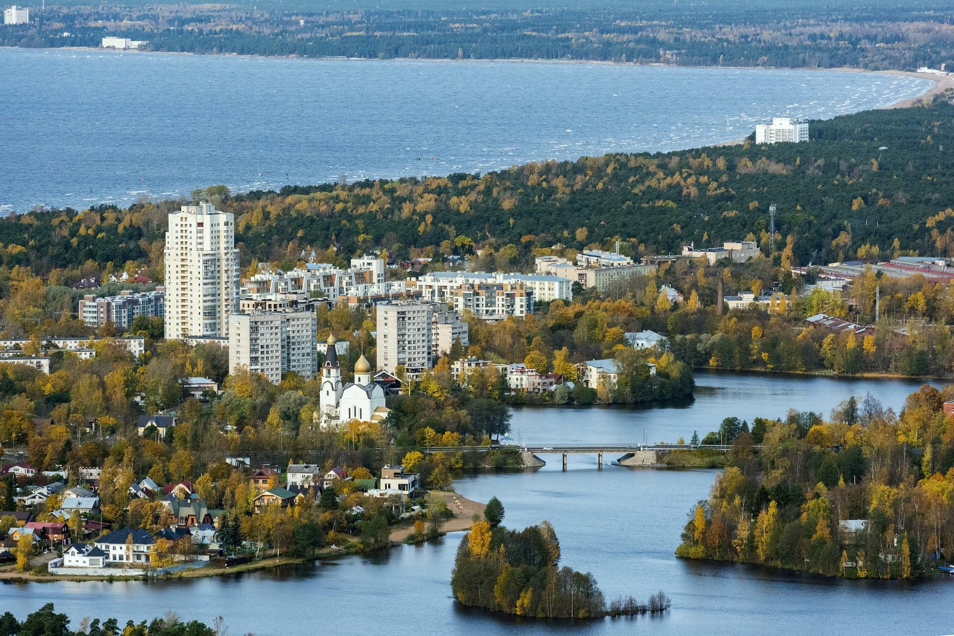 Лењинградска област