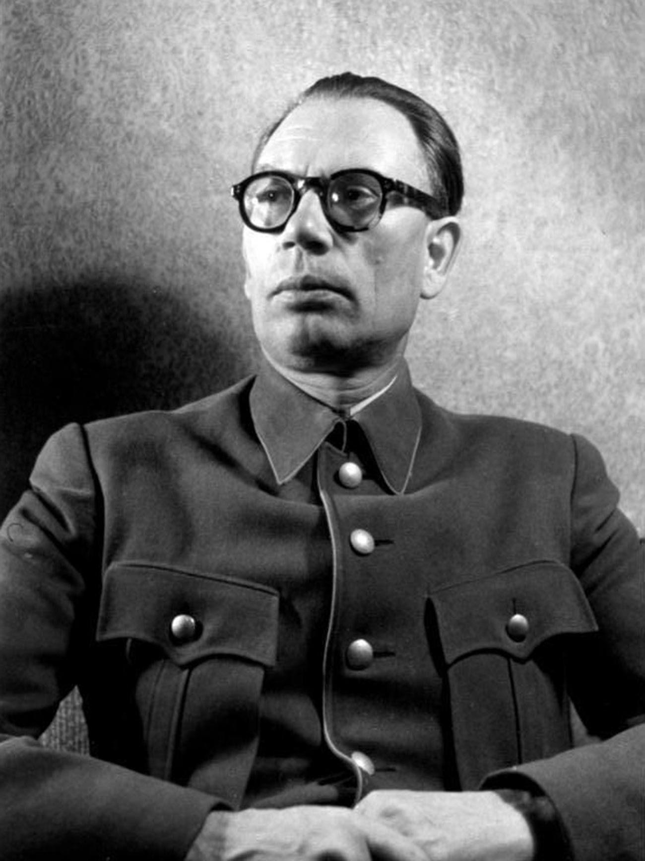 Andrey Vlasov in 1942.