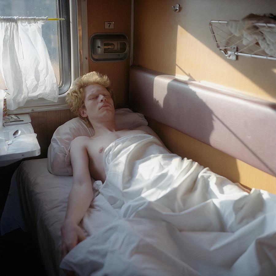 Maria Kojanova. Tonnerre lointain