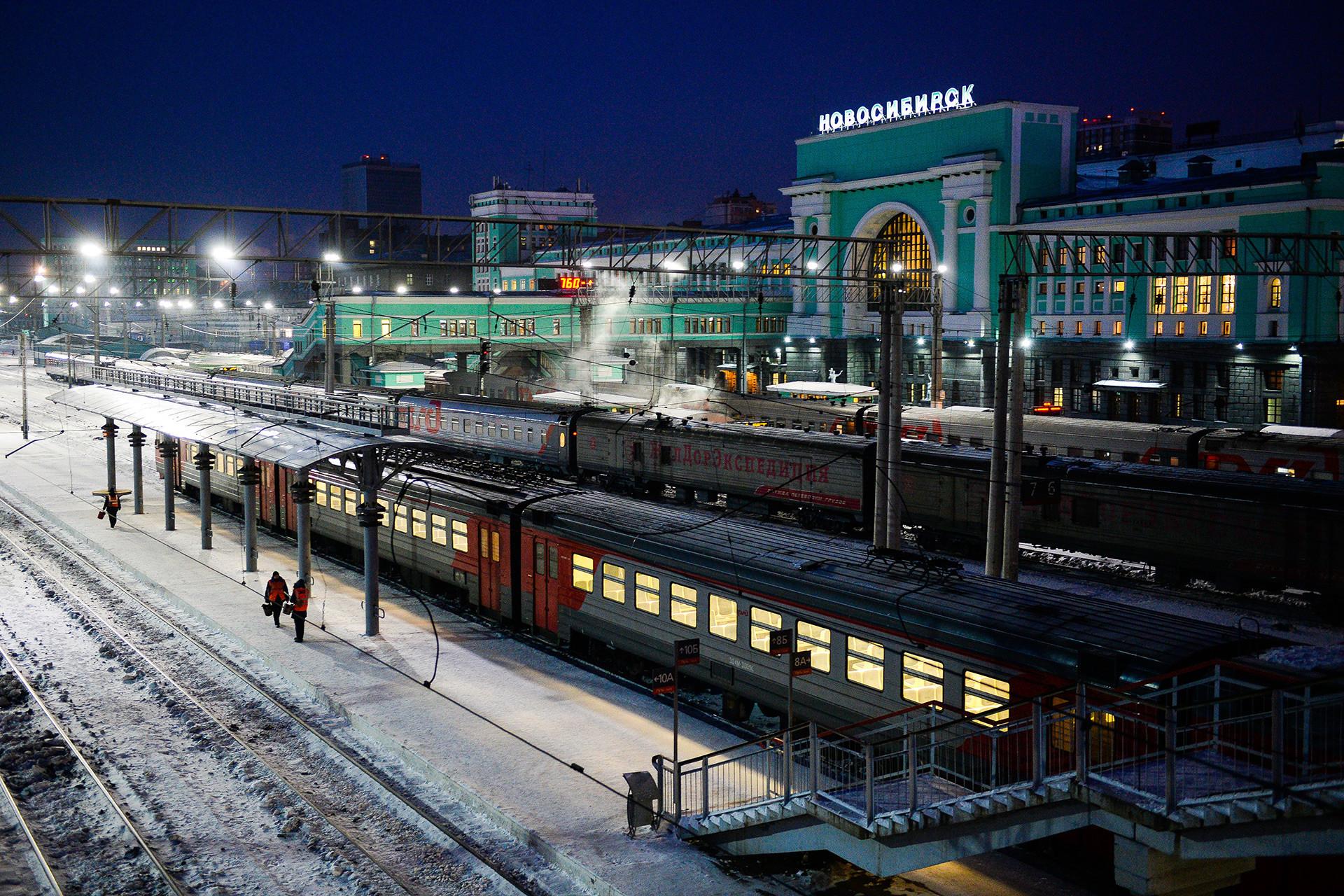 Kebanyakan orang Siberia percaya bahwa ibu kota Rusia harus dipindahkan ke Siberia.