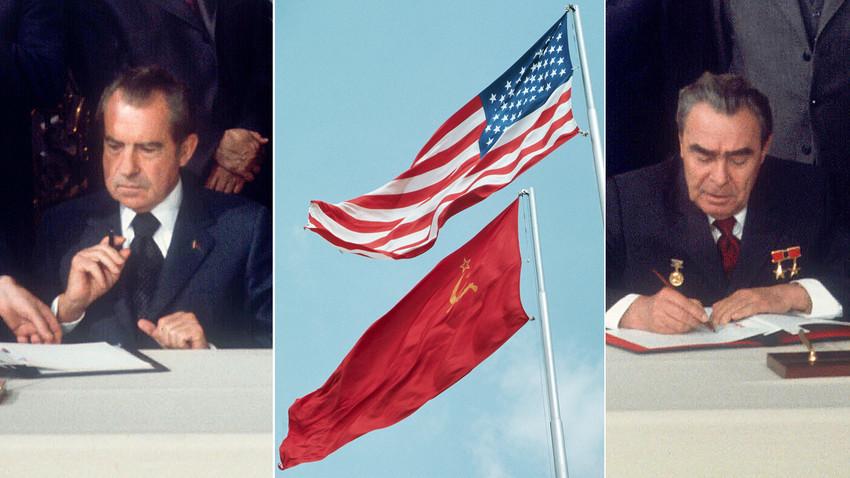 Quando a bandeira dos EUA foi hasteada sobre o Kremlin - Russia Beyond BR