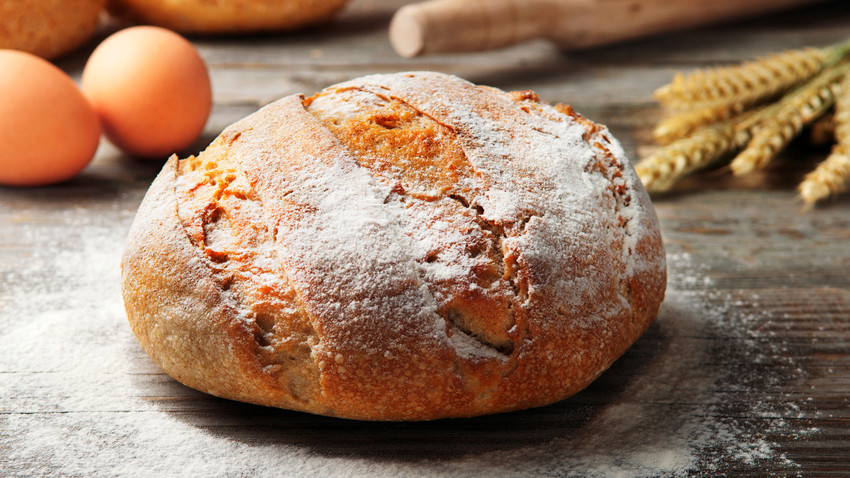 """Russia's """"out of this world"""" bread will help you to live longer!"""
