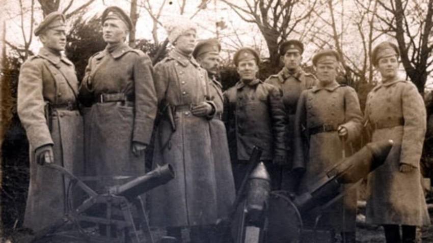 Una de las armas más utilizadas en el siglo XX fue rechazada durante la época zarista.