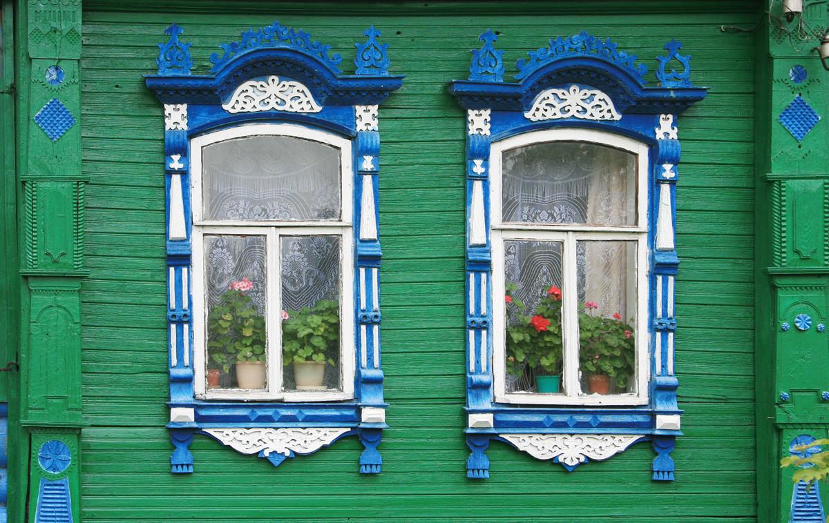 Tipični okenski okvirji