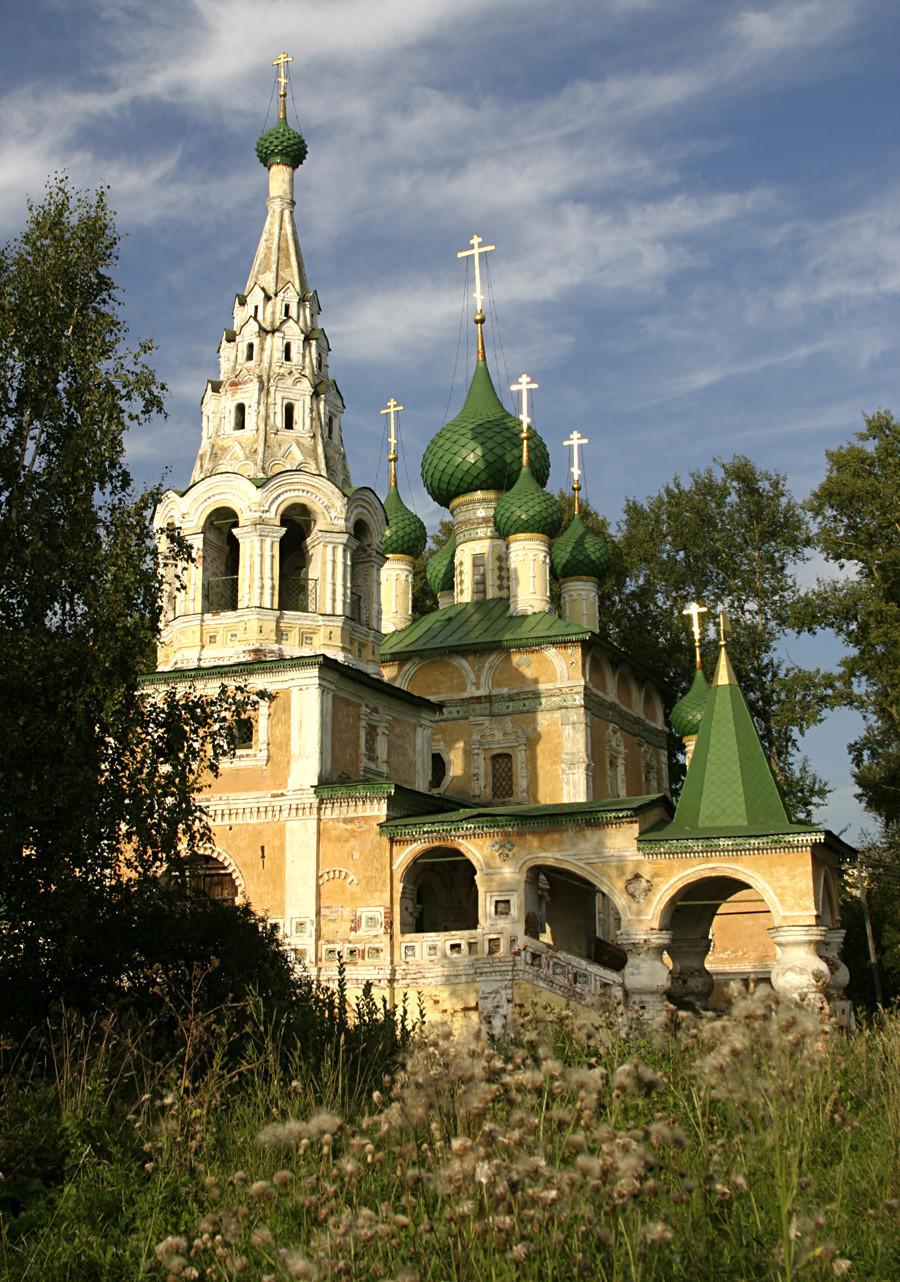 Cerkev Rojstva Janeza Krstnika