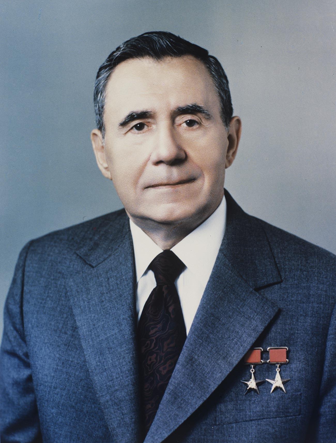 Andrej Gromyko, ministro degli Affari esteri dell'Urss per quasi tre decenni