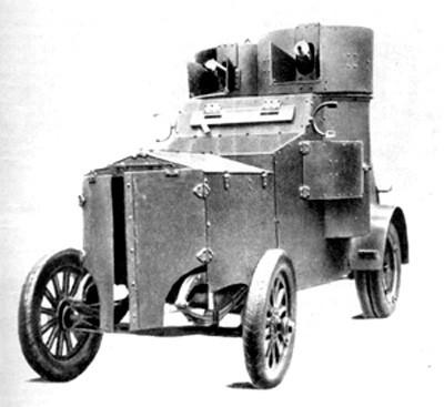 Fiat-Izhorski, 1917