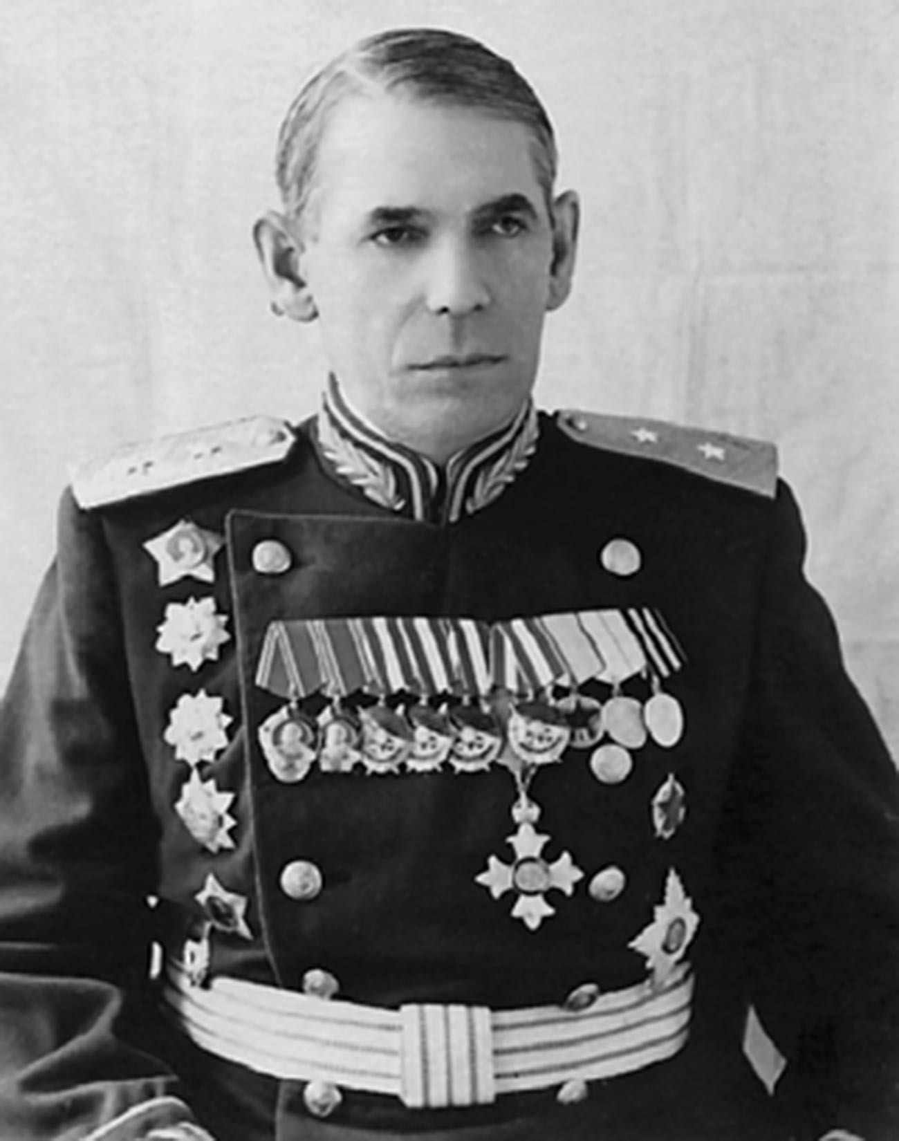 Nikolai Gagen.