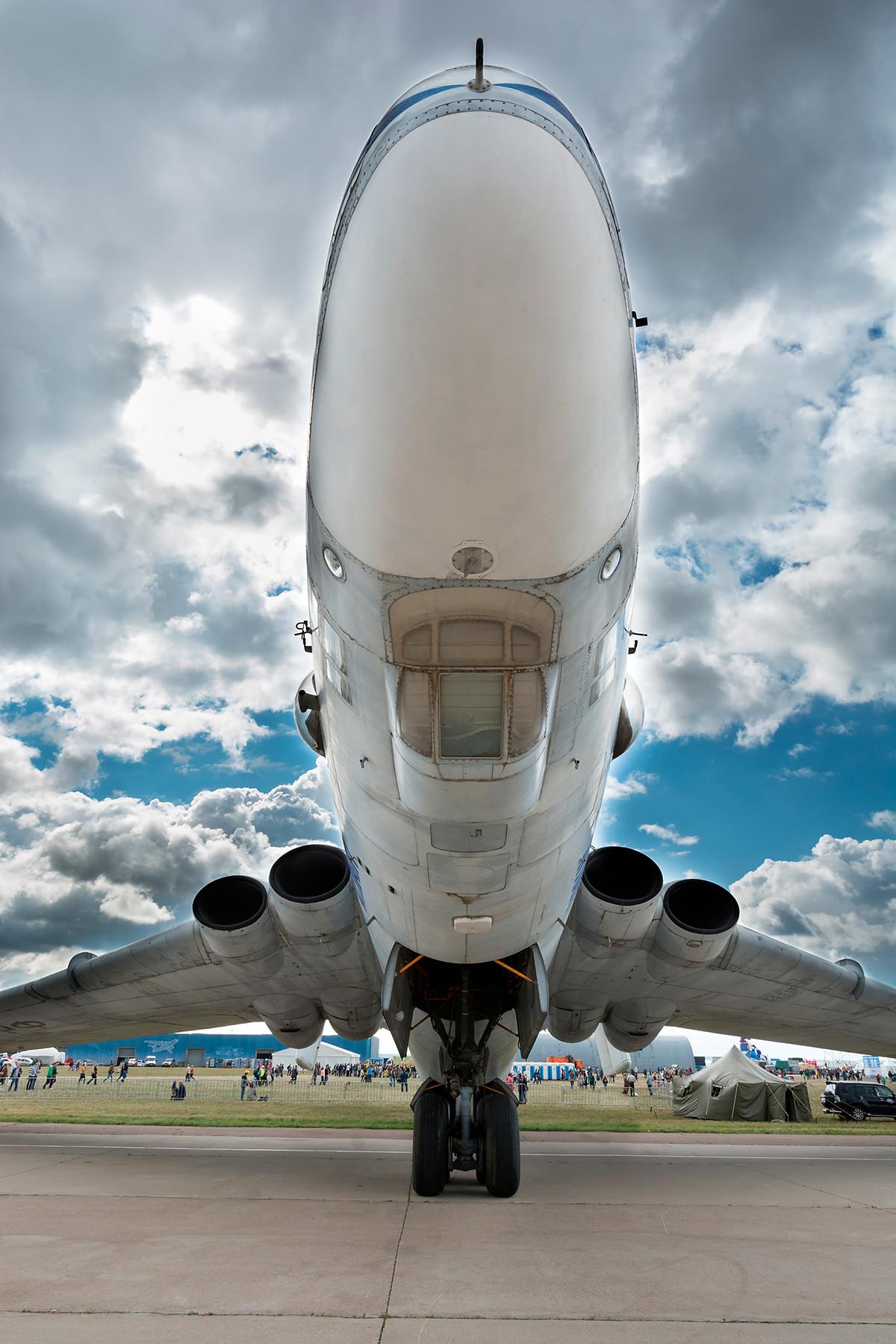 Грузовой самолет Атлант ВМ-Т