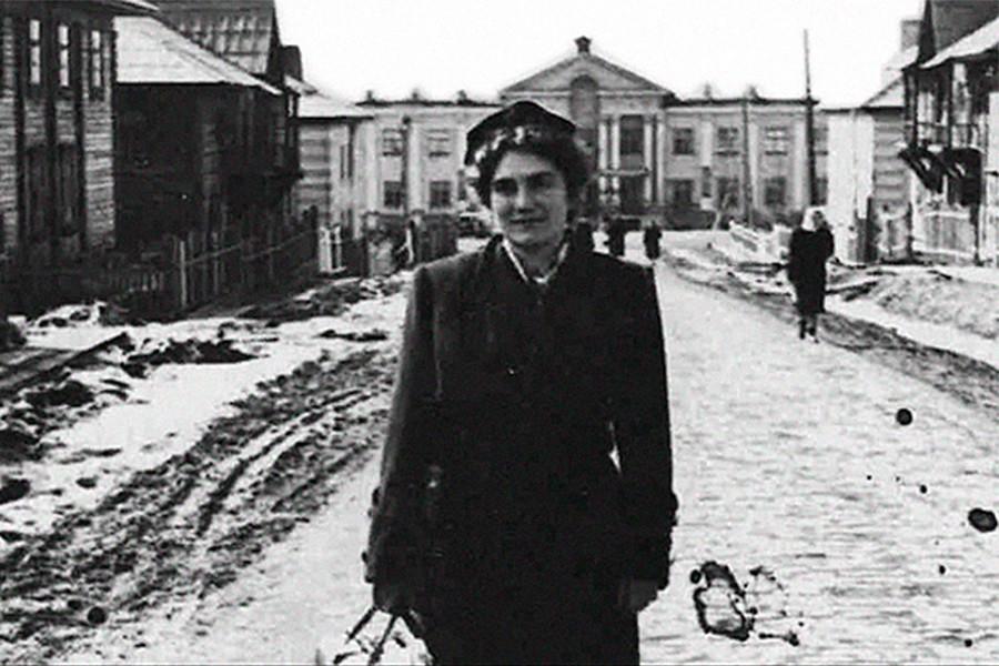 Algumas crianças nascidas na Gulag ainda tentam