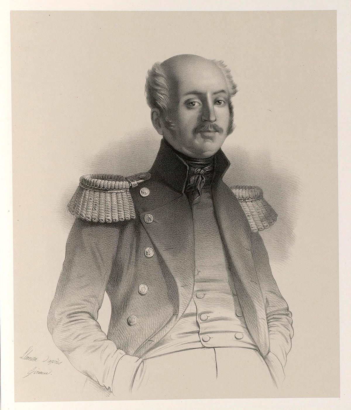 Фердинанд фон Врангел