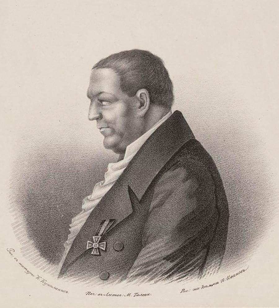 Фридрих Йозеф Хаас