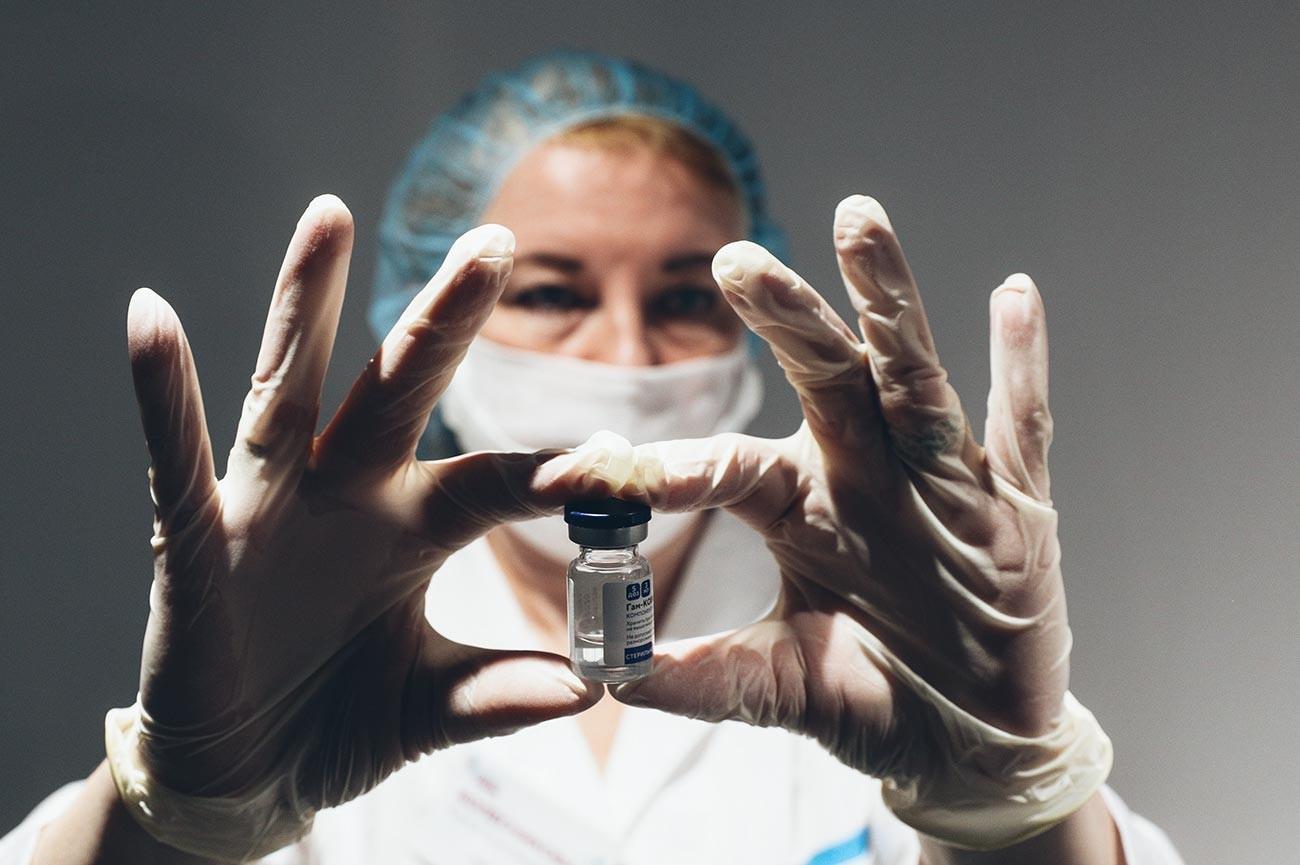 Au point de vaccination du GOuM
