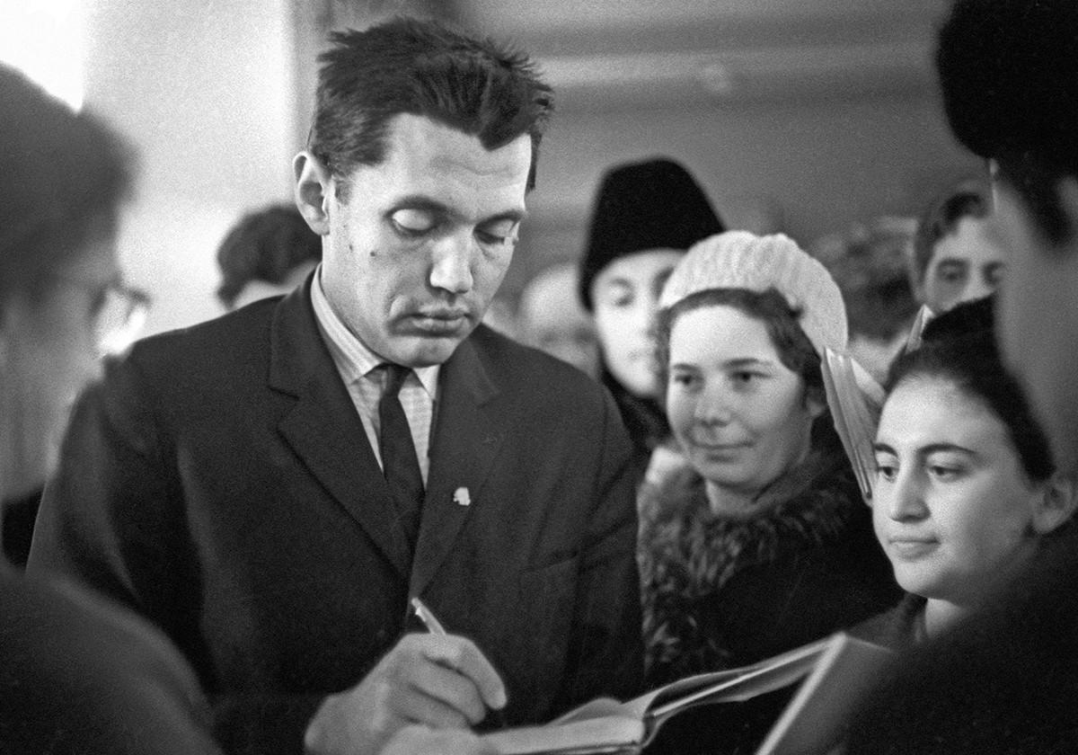Robert Rojdestvenski, 1963