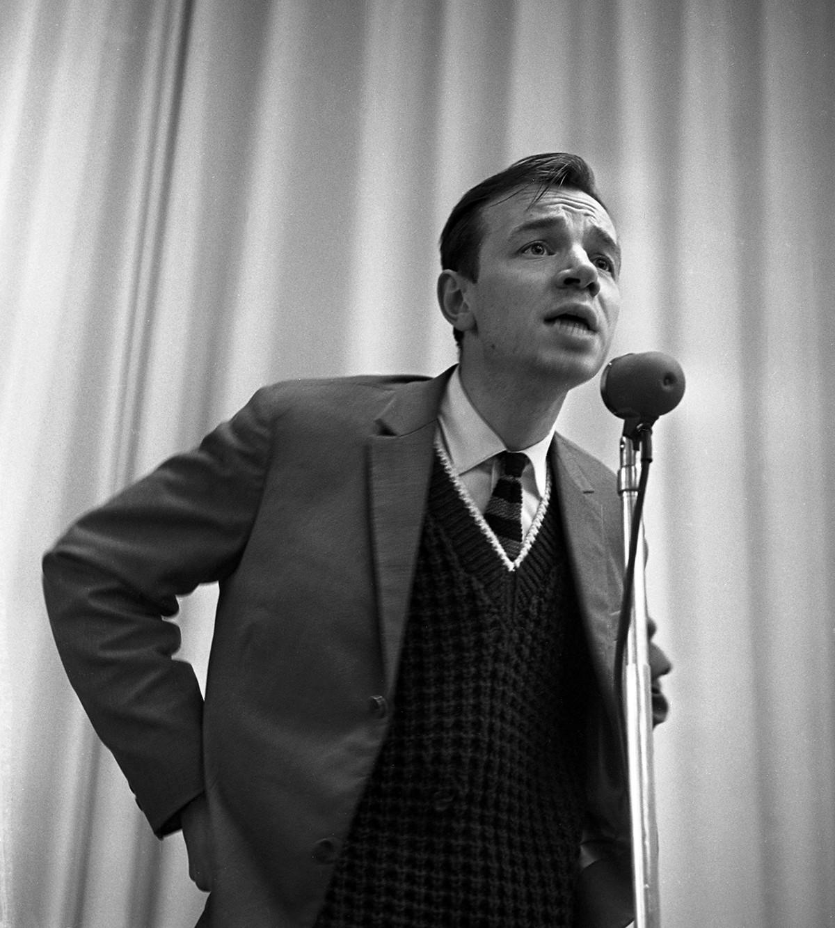 Andreï Voznessenski, 1962