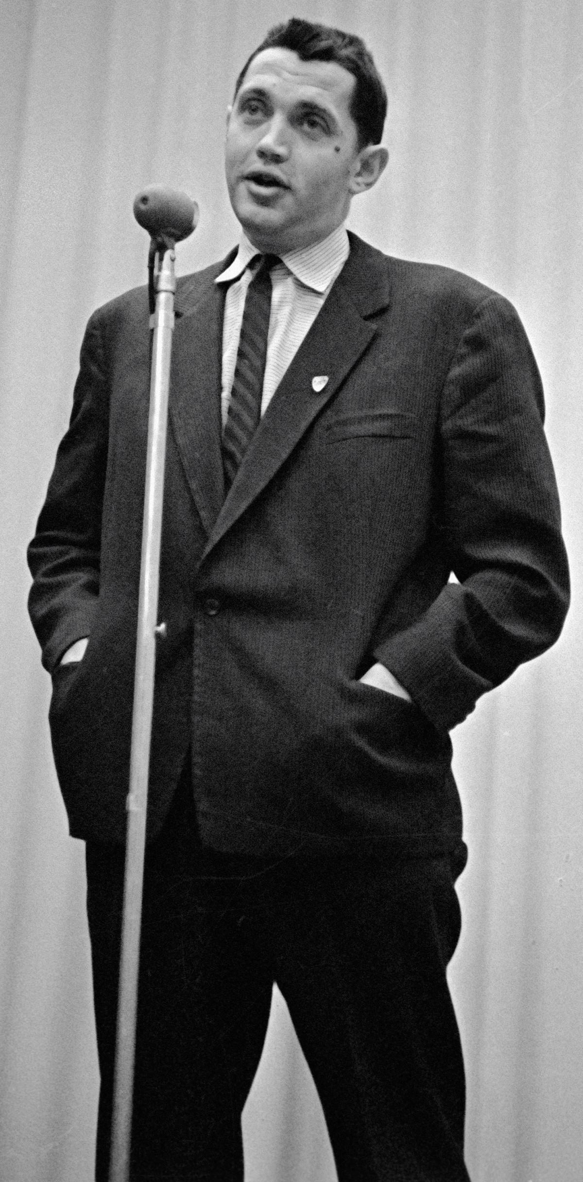 Robert Rojdestvenski, 1964