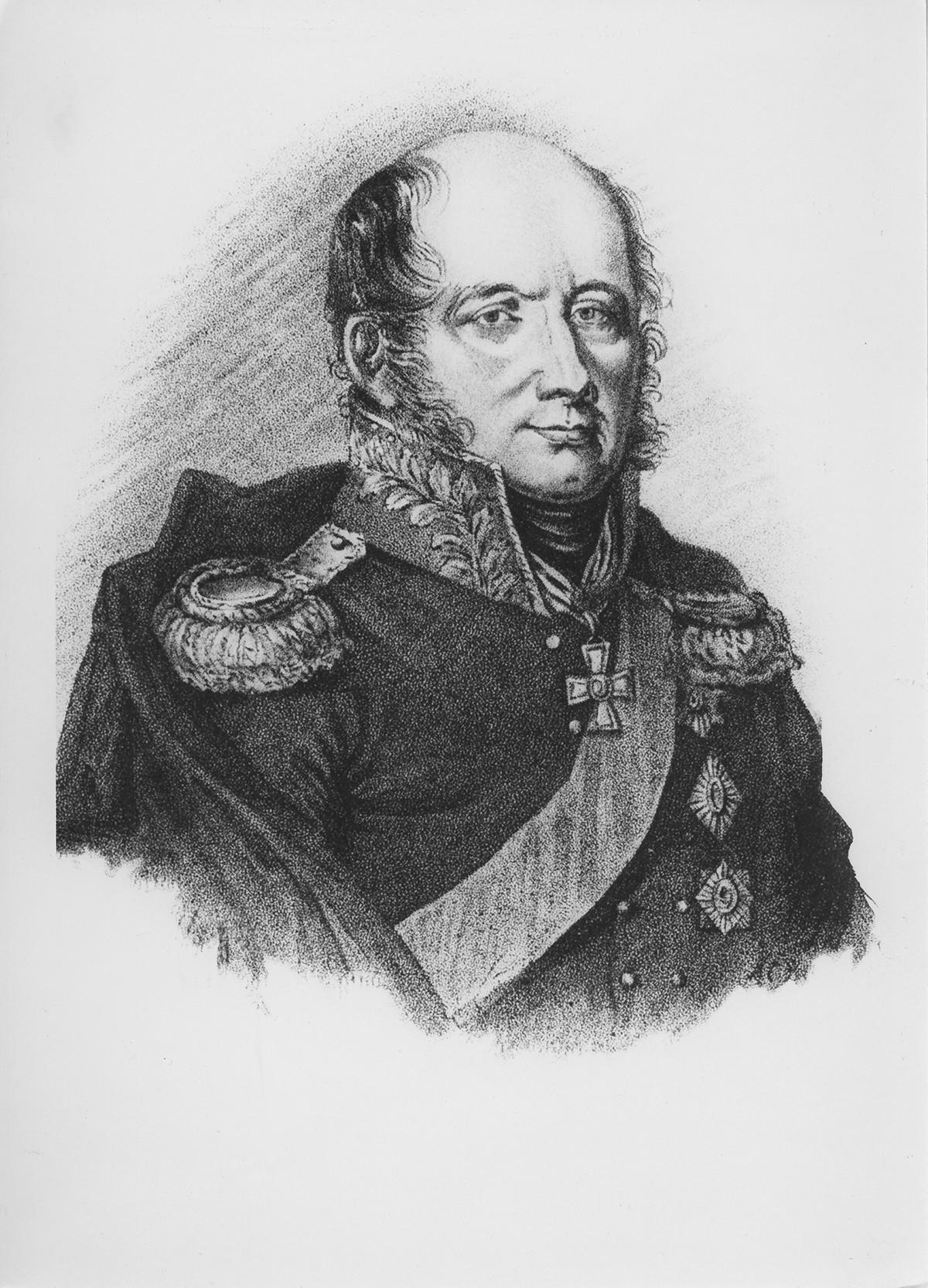 Michael Andreas Barclay de Tolly
