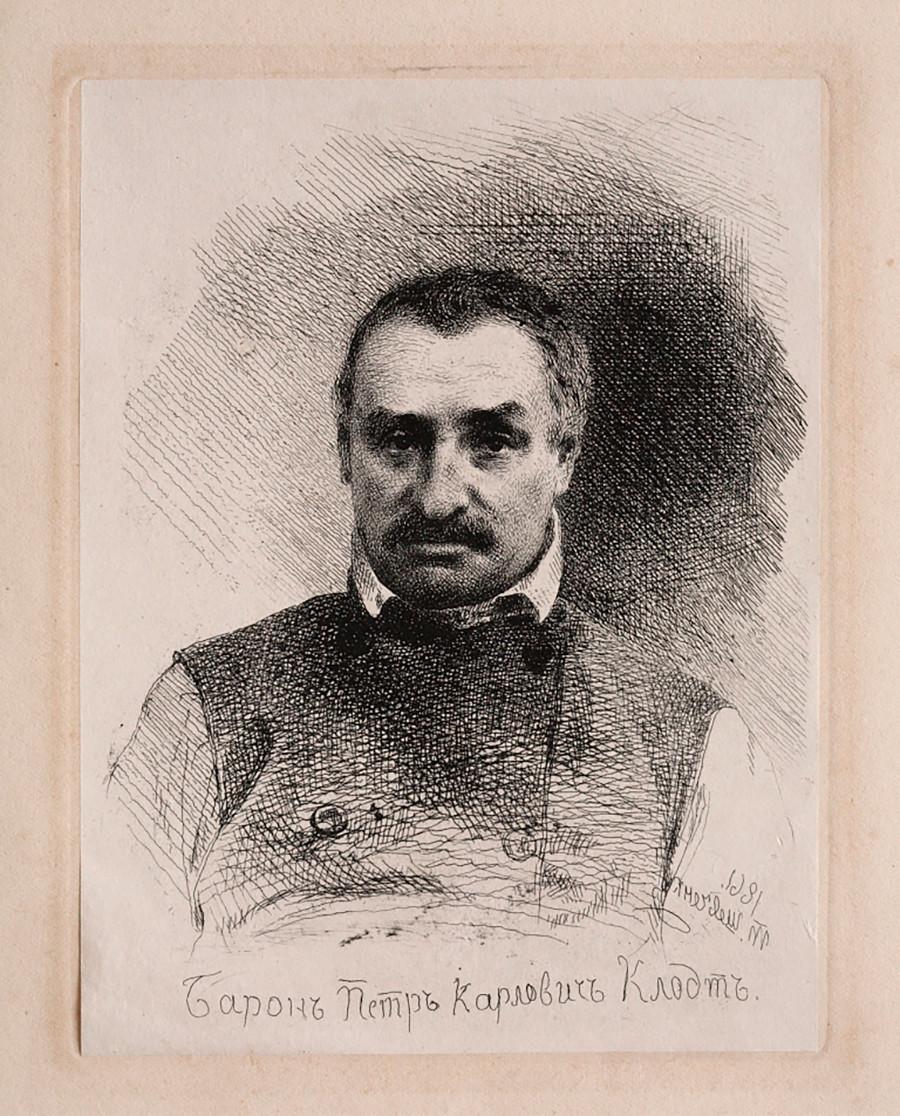 Peter Clodt von Jürgensburg