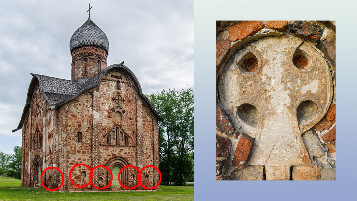 Црква Светог Петра и Павла с почетка 15. века, Кожевники