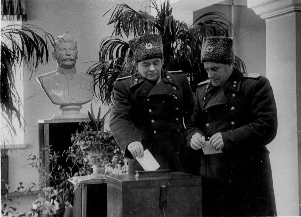 Élections du Conseil suprême de Russie soviétique