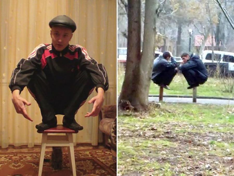 Anonimni ruski profesionalci v čepenju
