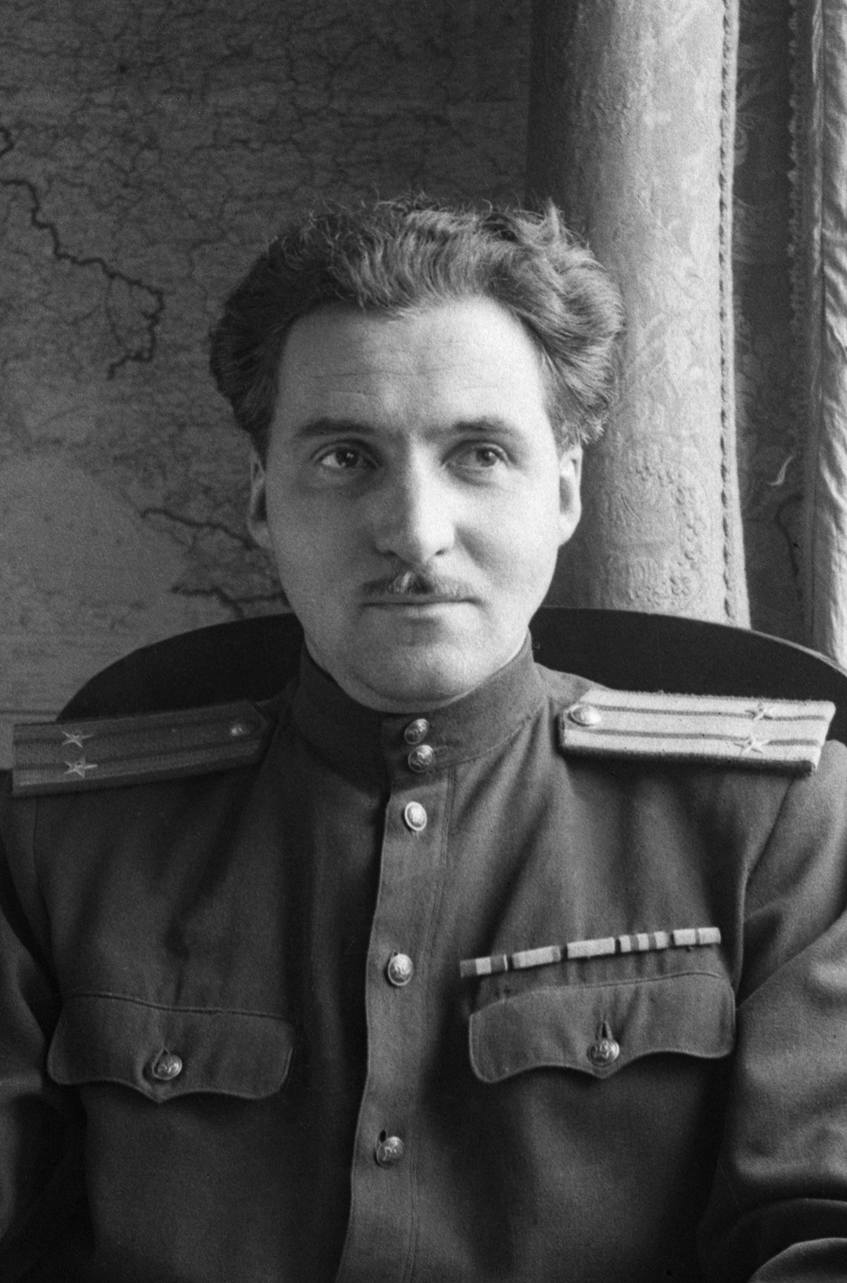 Konstantin Simonov's poem 'Wait For Me' became a symbol of hope for millions of Red Army soldiers.