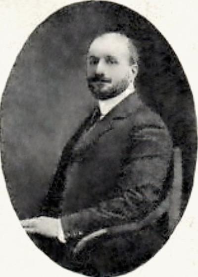 Дмитрий Сементовски-Курило (1907-1911)