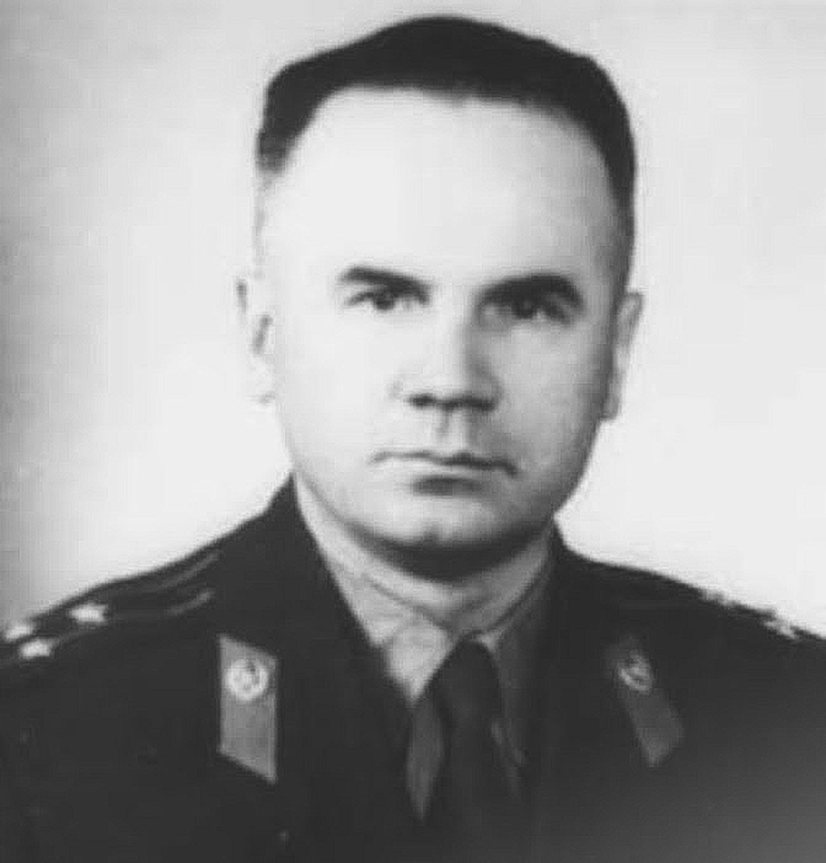 Олег Пеньковский.