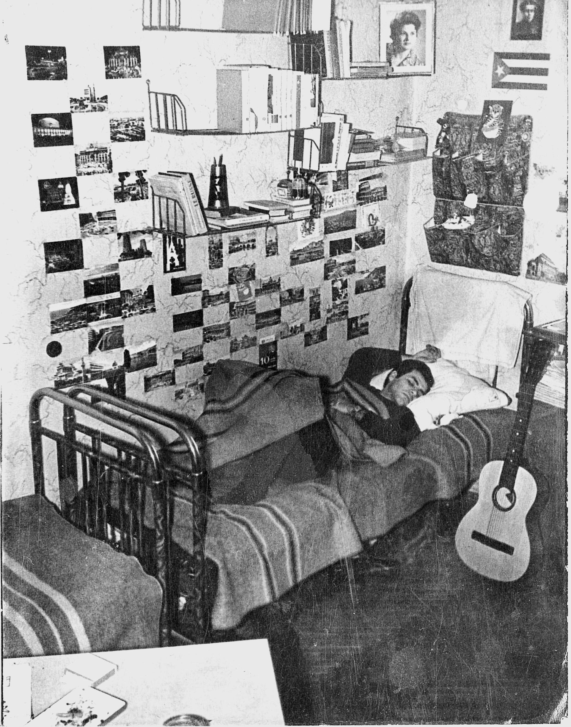 Nella casa dello studente