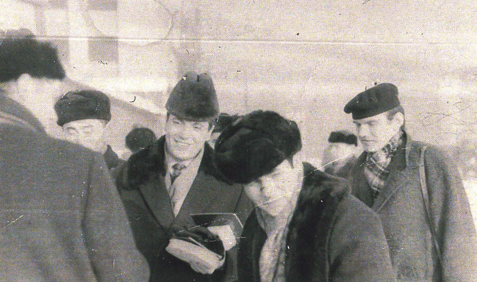 Vacanze invernali, gennaio 1963